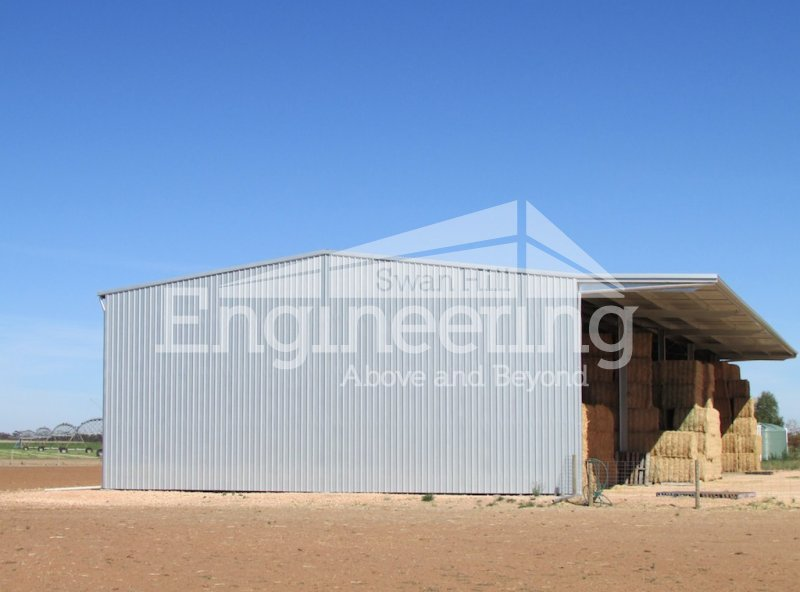 Farm Sheds And Machinery Buildings Swan Hill Engineering