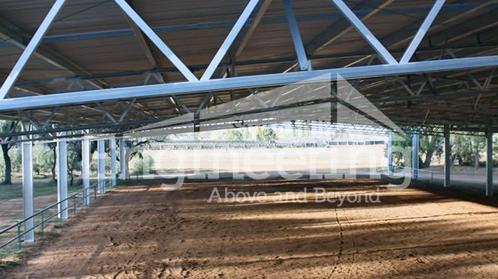 Horse Arenas & Dressage Arenas | Swan Hill Engineering