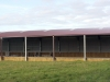 Custom curved roof horse arena - Mornington, Victoria