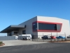 Industrial Building with cantilever canopy - Swan Hill, Vic
