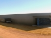 Fruit packing shed near Robinvale - VIC