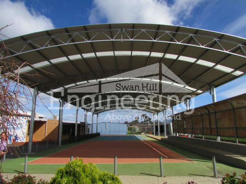 School Buildings Amp Covered Outdoor Learning Areas Swan