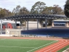 Curved roof cover over sports court - Bendigo VIC